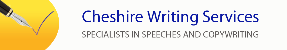 Cheshire Writing Services
